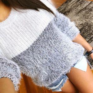 Sweaters - SALE* fuzzy sweater